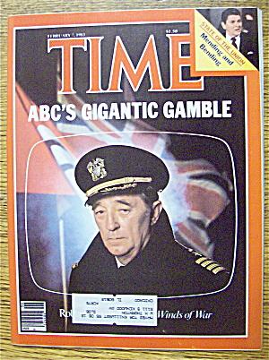Time Magazine-February 7, 1983-ABC's Gigantic Gamble (Image1)
