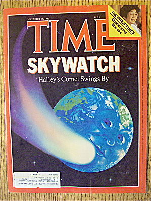 Time Magazine-december 16, 1985-skywatch