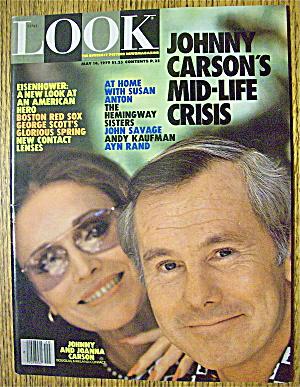 Look Magazine-May 14, 1979-Johnny Carson (Image1)