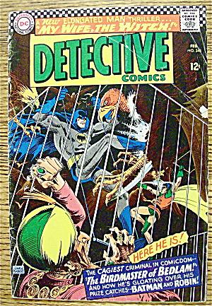 Detective Comics #348 February 1965 Birdmaster (Image1)