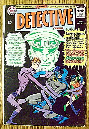 Detective Comics #343 September 1965 Phantom General (Image1)