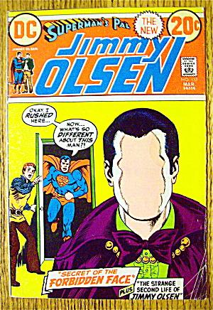 Superman's Pal Jimmy Olsen Comic #157 March 1973 (Image1)