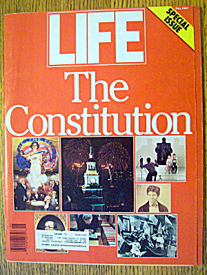 Life Magazine Fall 1987 The Constitution (Image1)