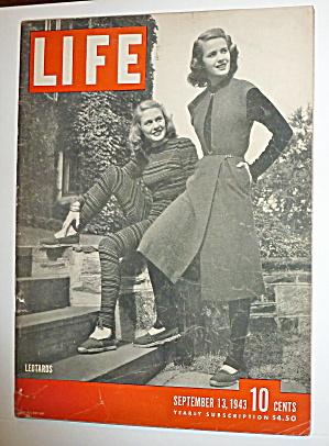 Life Magazine-September 13, 1943-Leotards (Image1)