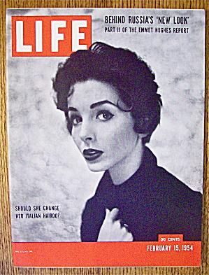 Life Magazine-February 15, 1954-Behind Russia (Image1)