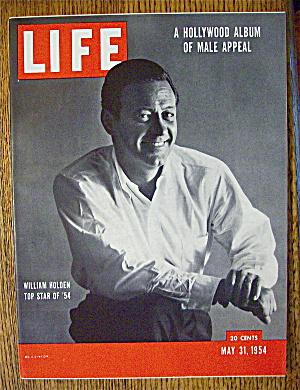 Life Magazine-May 31, 1954-William Holden (Image1)