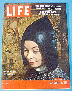 Life Magazine-September 10, 1956-Siobhan McKenna (Image1)