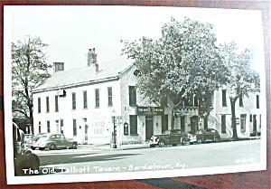 The Old Talbott Tavern, Bardstown, KY Postcard (Image1)