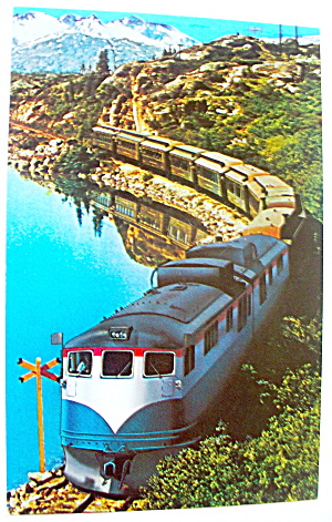 The White Train Pass Postcard (Image1)