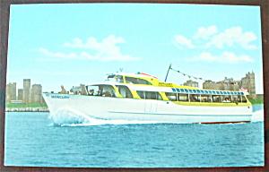 Mercury Sightseeing Boat Postcard (Image1)