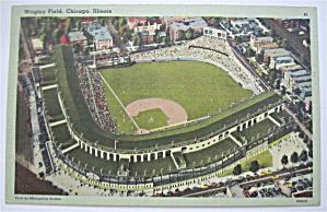 Wrigley Field Chicago, IL Postcard (Image1)