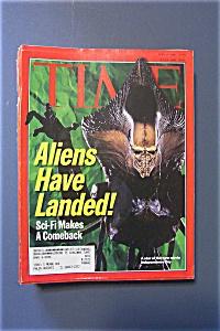 Time Magazine - July  8, 1996 - Aliens Have Landed! (Image1)