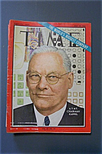 Time Magazine - May 29, 1964 - A. T & T Chairman Kappel