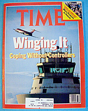 Time Magazine-august 17, 1981-winging It