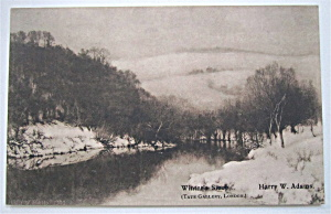 Winter's Sleep Postcard (Image1)