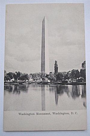 Washington Monument, Washington D.C. Postcard (Image1)