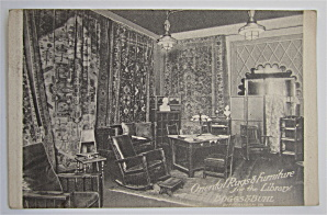 Boggs & Buhl Oriental Rugs And Furniture Postcard (Image1)