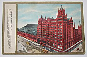 Broad Street Station, Philadelphia Postcard (Image1)