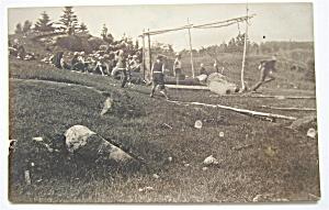 People Playing Baseball Postcard (Image1)
