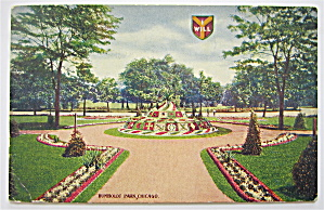 Humboldt Park, Chicago, Illinois Postcard (Image1)