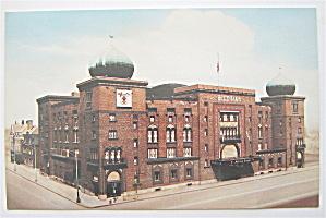 Medinah Temple, Chicago, ILL Postcard (Image1)