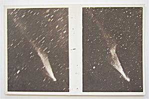Adler Planetarium, Morehouse Comet Postcard (Image1)