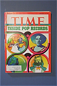 Time Magazine - February 12, 1973 - Inside Pop Records