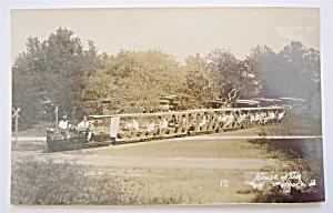 Eden Springs, House Of David, Michigan Postcard (Image1)