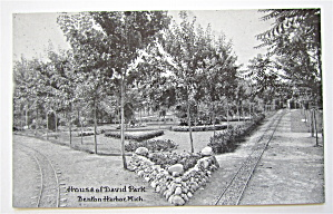 Eden Springs, House Of David Park, Michigan Postcard (Image1)