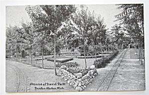 Eden Springs, House Of David Park, Michigan Postcard (Image1)