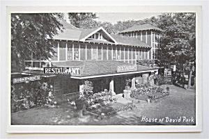 Eden Springs, House Of David Park Postcard (Image1)