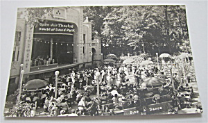 Open Air Theatre, House Of David Park Postcard (Image1)