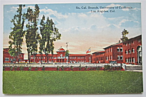 South California Branch, University Of CA Postcard (Image1)