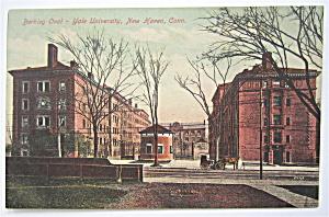 Berkley Oval Yale University Postcard (Image1)