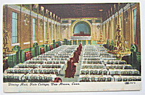 Dining Hall, Yale College Postcard (Image1)