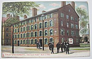 Yale University Postcard (Old South Middle) (Image1)