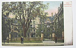 Yale University Postcard (Vanderbilt Hall) (Image1)