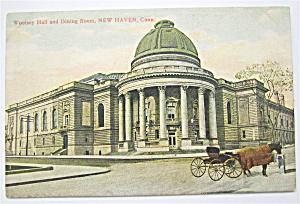 Woolsey Hall & Dining Room Postcard (Image1)