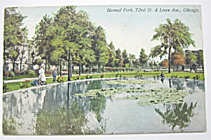 Normal Park Postcard (Chicago)  (Image1)