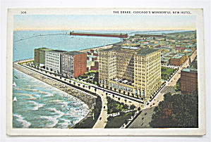 The Drake Hotel Postcard (Chicago's Hotel) (Image1)