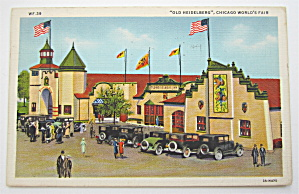 Old Heidelberg Postcard (Chicago World's Fair)