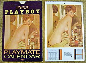 Playboy Playmate Calendar 1963 Christa Speck (Image1)