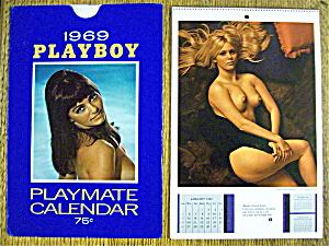 Playboy Playmate Calendar 1969 Gwen Wong/Connie Kreski (Image1)