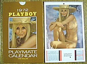Playboy Playmate Calendar 1972 Janice Pennington (Image1)