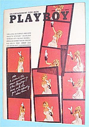Playboy Magazine April 1966 Karla Conway (Image1)