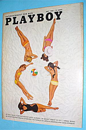 Playboy Magazine July 1966 Tish Howard (Image1)