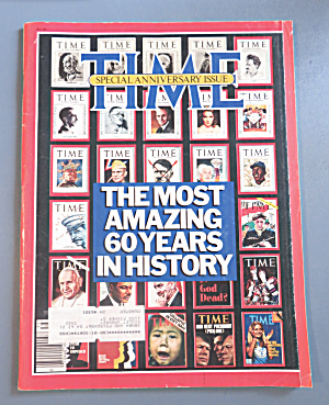 Time Magazine - 1983 60 Years In History (Image1)