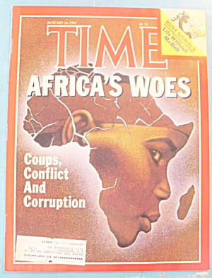 Time Magazine - January 16, 1984 Africa's Woes