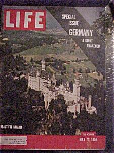 Life Magazine - May 10, 1954 (Image1)