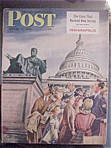 Saturday Evening Post Magazine - August 7, 1948 (Image1)